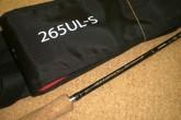 ジャッカル ポイズングロリアス 265UL-Sソリッドマスター65S