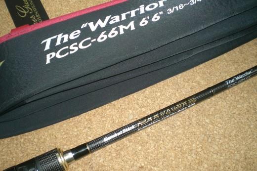 エバーグリーン フェイズ PCSC-66M ウォリア
