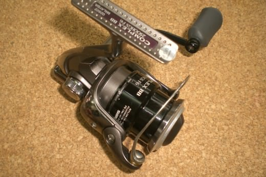 シマノ コンプレックス BB 2500HGS F6