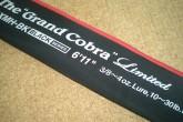 エバーグリーン カレイドインスピラーレ TKIC-611XMH-BK グランドコブラ リミテッド 新品