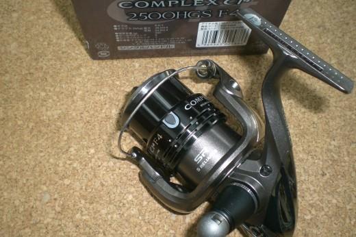シマノ 10コンプレックスCI4 2500HGS F4