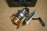 シマノ 16BB-Xデスピナ 2500DXG