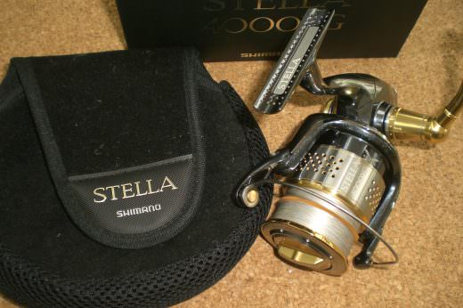 シマノ 10ステラ 4000XG