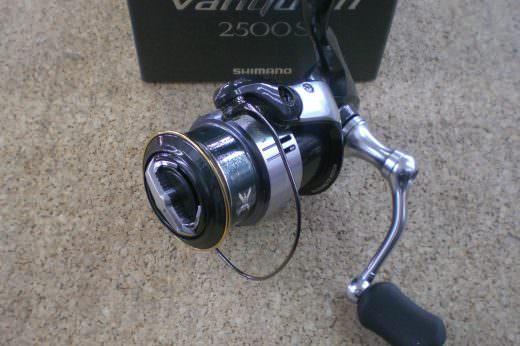 シマノ 12ヴァンキッシュ 2500S
