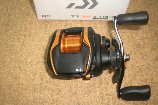ダイワ T3 SV 8.1L-TW