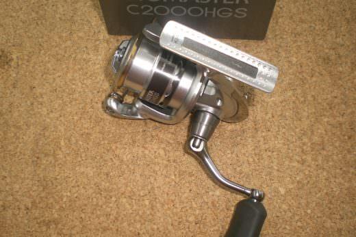 シマノ 11 バイオマスター C2000 HGS