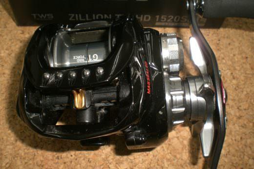 18ダイワ ジリオンTW HD1520SHL