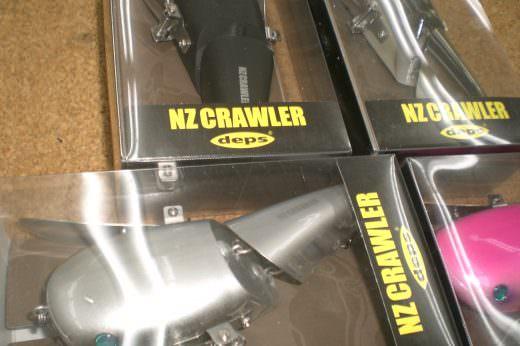 残り2個です。 新品入庫 デプス NZクローラー