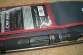 新品未使用品 メジャークラフト クロステージCRK-862E エギロッド
