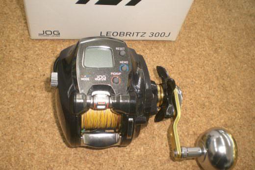ダイワ 15レオブリッツ300J