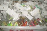 約150個 各種有名ルアーが入庫しました。