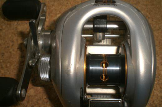 シマノ 08メタニウムMg DC