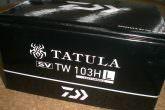 (新品)ダイワ 20タトゥーラ SV TW 103HL