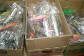 シーバスルアー 約200個入庫しました。