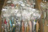 各種有名シーバスルアーが入庫しました。約50個