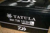 新品大特価 ダイワ 20タトゥーラ SV TW 103HL