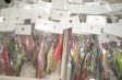 約200個 各種エギルアー大量買取がありました。