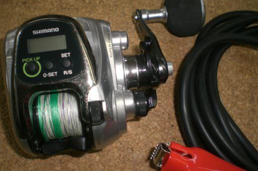 シマノ 13フォースマスター 400