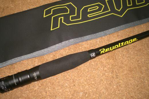 ジャッカル リボルテージ RV-S61UL-ST
